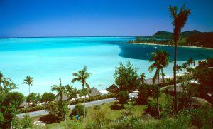 Bora Bora Frans Polynesie